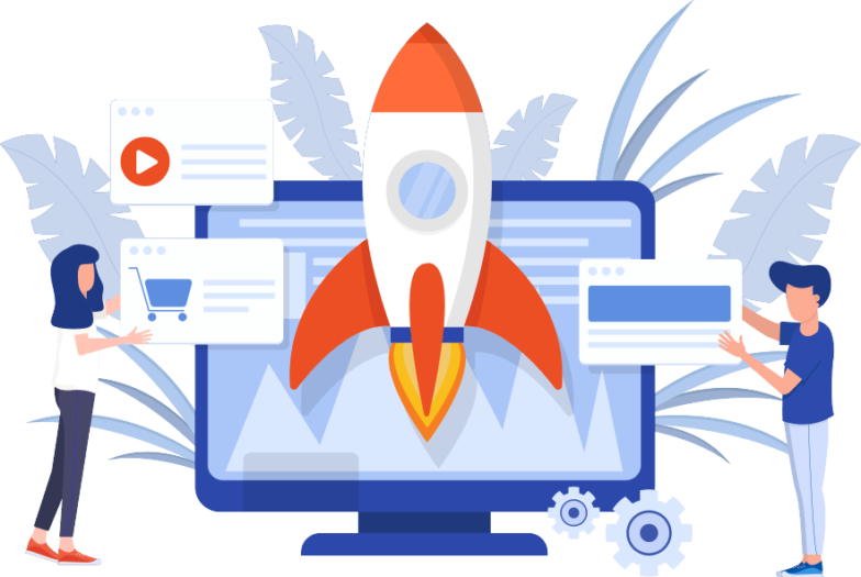 Agência de criação de sites e marketing digital