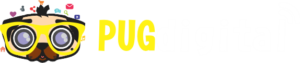 Logo Pug Digital branca