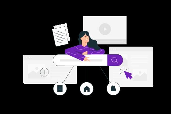 Criação de Landing Pages na Mooca
